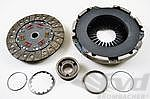 944 2,5 Turbo 86-91 Sport Clutch Kit  (500NM) organic, torsion damped