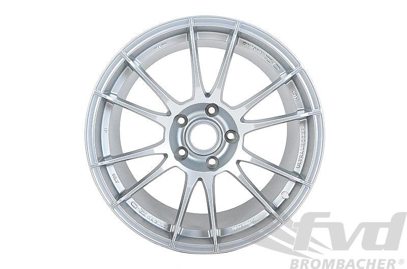 OZ Ultraleggera HLT Race Silver Wheels with Michelin PS2 8 5