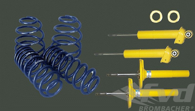 996 C2 Sport Suspension (Bilstein B8 )