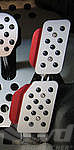 Adjustable Gas Pedal with Rubber Grips, 911/912/930, 65-98