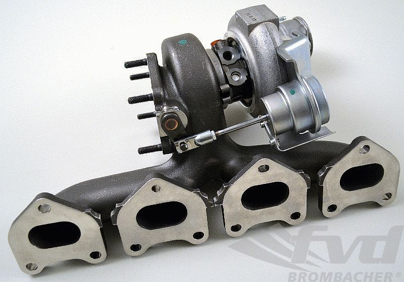 Panamera Turbo/Turbo S - 720HP (720PS) Turbocharger - Set