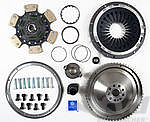 996/997 GT3 Sport Clutch Kit (incl. Light Flywheel) ( with torsion dampered sinter disk) 1050Nm