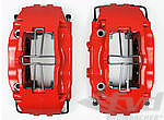 Brake Caliper Set - Front - Big Red Style