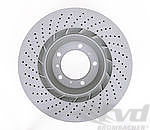 Brake Disk 997TT and GT3 Rear Right Ø350x28mm