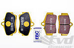 "Racing Brake Pads Set ""EBC Yellowstuff"" (street legal)"
