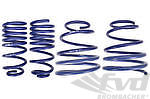 997 TT/ 997-2 TT Lowering Springs H&R (20mm) (Tüv)