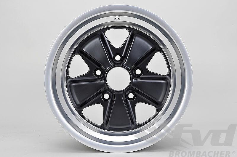 Wheel - Fuchs Replica - 8 x 15 ET 10 6 - TÜV Approved