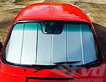 Sun Shade 964 Coupe - Silver
