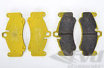 997 Turbo,GT3 Cup 06 PAGID Racing Brake Pads - Yellow Front RS 29