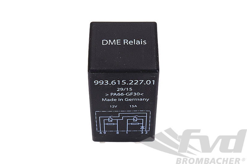 99361522701 - Relay - DME / Fuel Pump