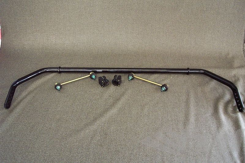 996 C2 Adjustable Front Sway Bar (26mm)