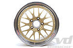 Rim BBS Motorsport 9x18 ET47 forged Aluminium star Black  (380mm brake)