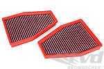 BMC Sport Air Filter set 911 (991 / GT3) 2012- (2 pc.)