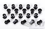 Wheel Lug Nut Set - Black
