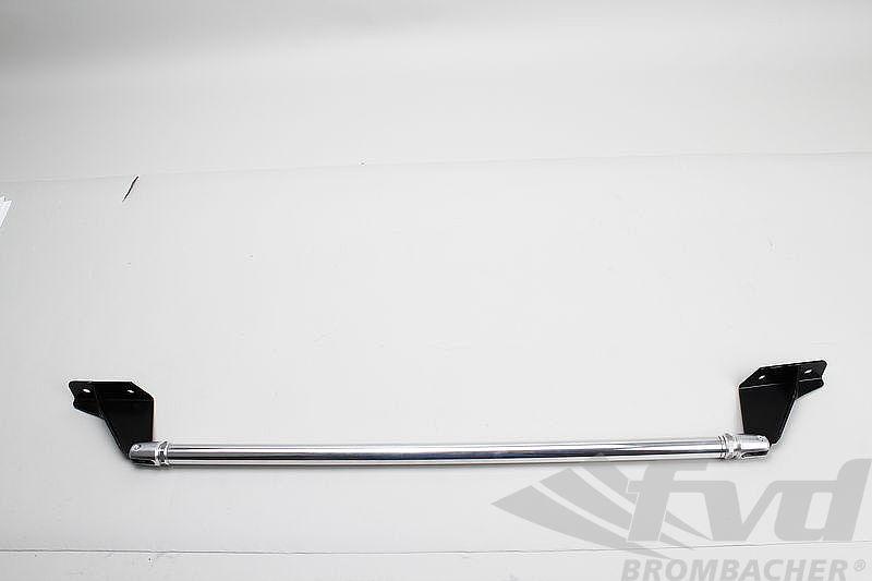 Polished Porsche 928 High-Strength Strut Tower Brace