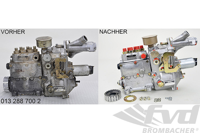 Mechanical fuel injection pump remanufactured without core charge freerunsca Choice Image