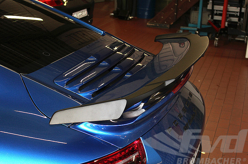 Rear Wing Spoiler Lip 991.1 and 991.2 Turbo / S - Moshammer