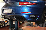 Rear Diffuser 991.1 Turbo / S - Moshammer