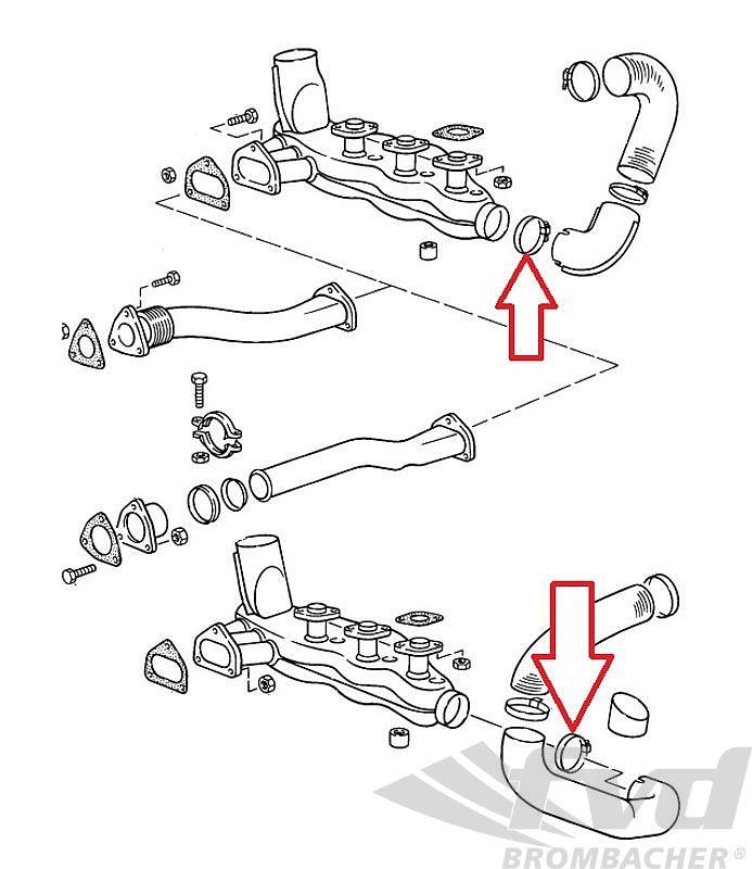1988 Porsche Engine Number Location besides Porsche 20930 20Tail 20Rubber 2091151201900 20NEW likewise Headlight Wiring Diagram 1968 Porsche 911 likewise Clip Head Exchanger also Engine Mounting 911 Tt 65 89 959 87 88 Transmission Mount 72 86. on porsche 930 interior