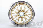12x18ET23 BBS Rim aluminium star Gold Center