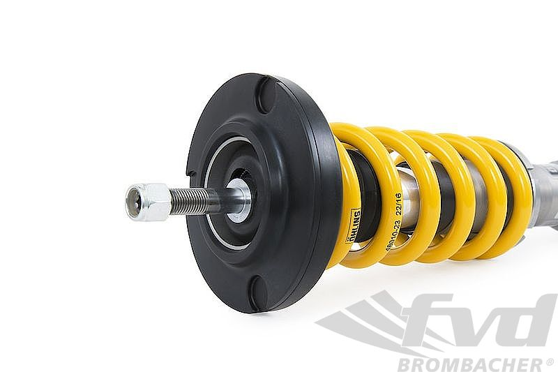 ÖHLINS Sport Suspension Cayman S/R, Boxter/Boxter S, 987 05-13 for OEM Strut Mount