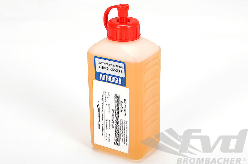 00004330550 - Cabrio Top Hydraulic Oil 250ML