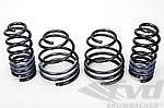 997 Turbo Lowering Springs ( EIBACH ) (20mm) (Tüv) Front  20mm  Rear 15mm