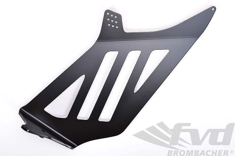 Rear Wing Upright - 991.1 and 991.2 GT3 Cup - Right - Motorsport. Part #: 991 512 682 8A