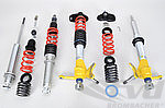 FVD Exclusive Suspension 911 / 930 1974-89 - with PSS10 Adjustable Shocks