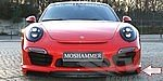 Front Chin Spoiler 991.1 Turbo / S and 991.2 Turbo / S - Moshammer - EVO 1