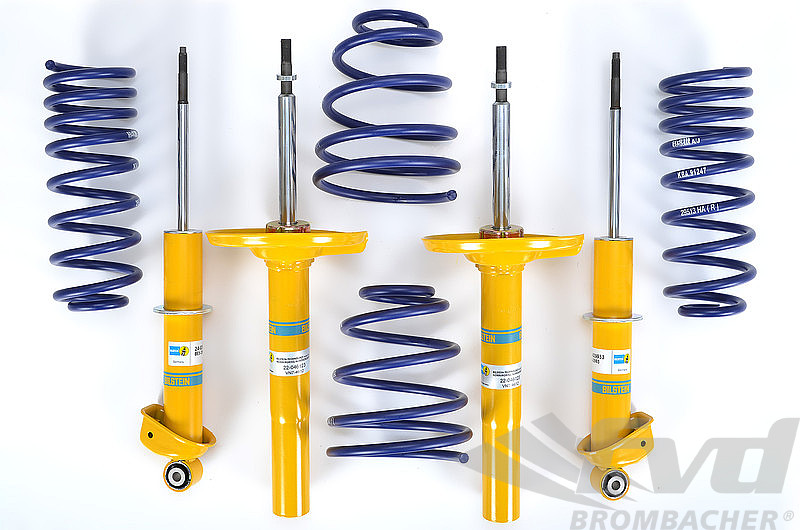 996 C2 Sport Suspension (Bilstein B6 )