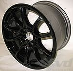 "12x19ET51 ""GT3-RS"" rim black"