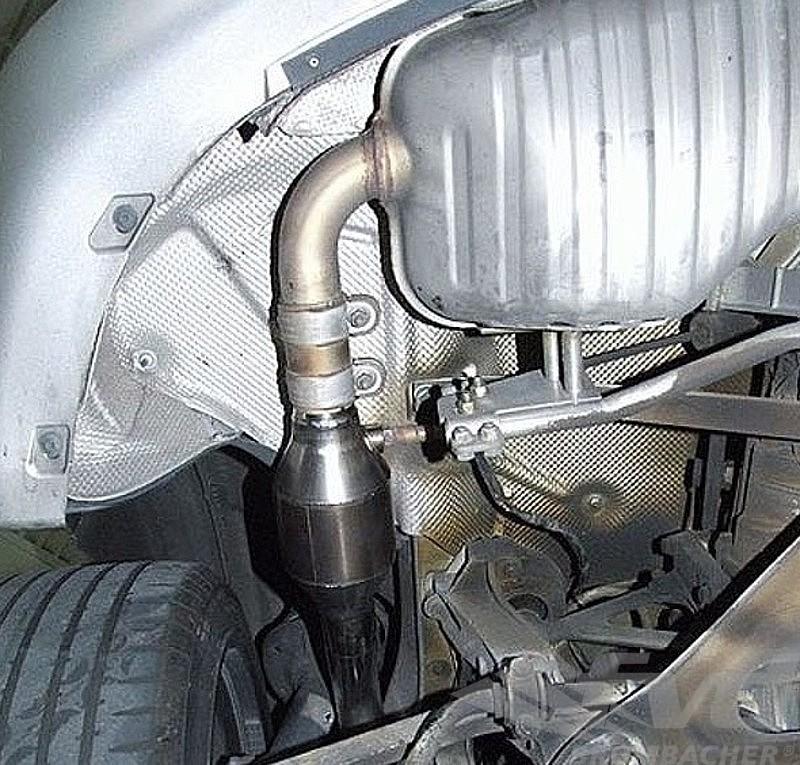 Porsche 986 996 997 987 Abgaskrümmer Dichtung Exhaus Manifold Gasket