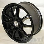 "8,5x19ET53 ""GT3-RS"" rim black"