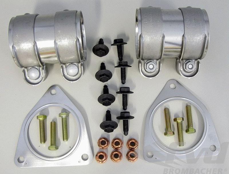 Installation kit for catalysator/cat bypasspipes 955 S