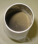Catalytic Converter - 100 Cell - Weld-In Cone