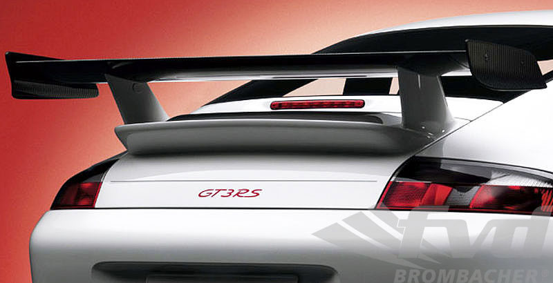 996 GT3 RS Rear Spoiler Blade Carbon Fiber