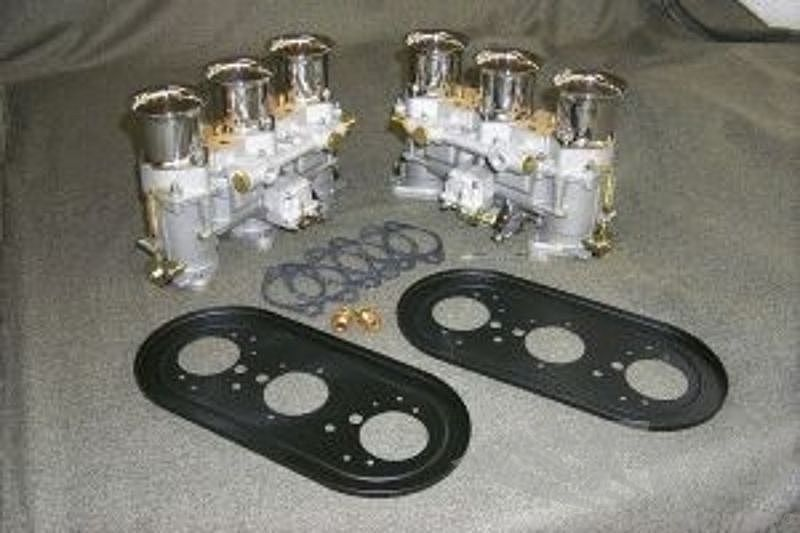 Carburetor IDA 46 (pair - without installation parts)
