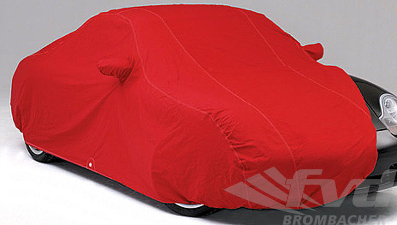 Stormproof Car Cover 964 Wide Body W/O Rear Spoiler - Grey