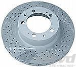 Drilled disc 914-4 70-72