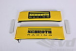 Schroth Shoulder strap cushion set 76mm yel
