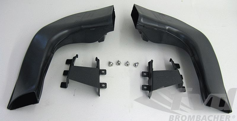 Brake Air Duct Kit  - Rear