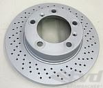 Brake disk front right Boxster 05-08/Cayman 07-08   298x24mm