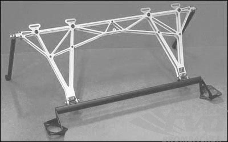 Aluminum Harness Mount Truss 996 & 997 (Without Bose Speakers) incl. belt mounting clips