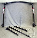 Roll Bar 993 - Steel - Coupe - Without Sunroof - Weld in Mounting parts