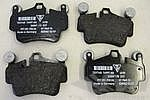 Brake pads front 997-1 C4/Boxster S  09-/Cayman S 09-