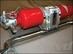 Mount - Fire Extinguisher - Quick Release
