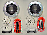 Brembo-Sport System GT front  (6-piston) 380x32mm, slotted discs