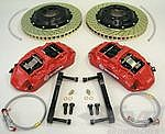 Brembo-Front Sport  System GT front (355x32mm) 6 piston, drilled Discs