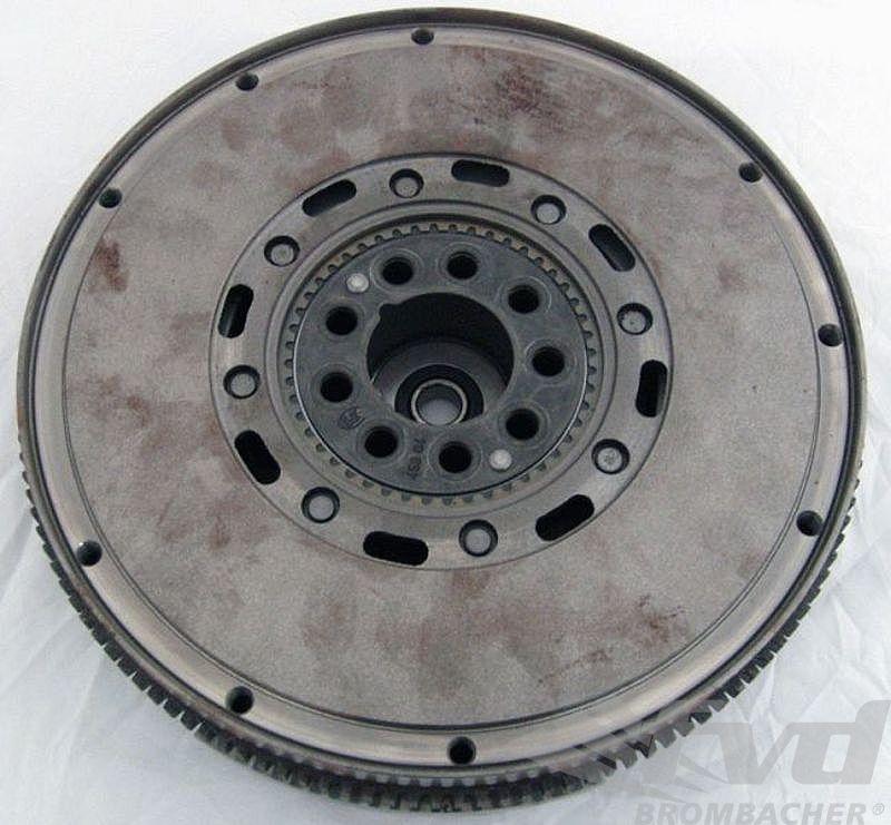 Porsche Boxster Engine Rattle: Dual Mass Flywheel 965
